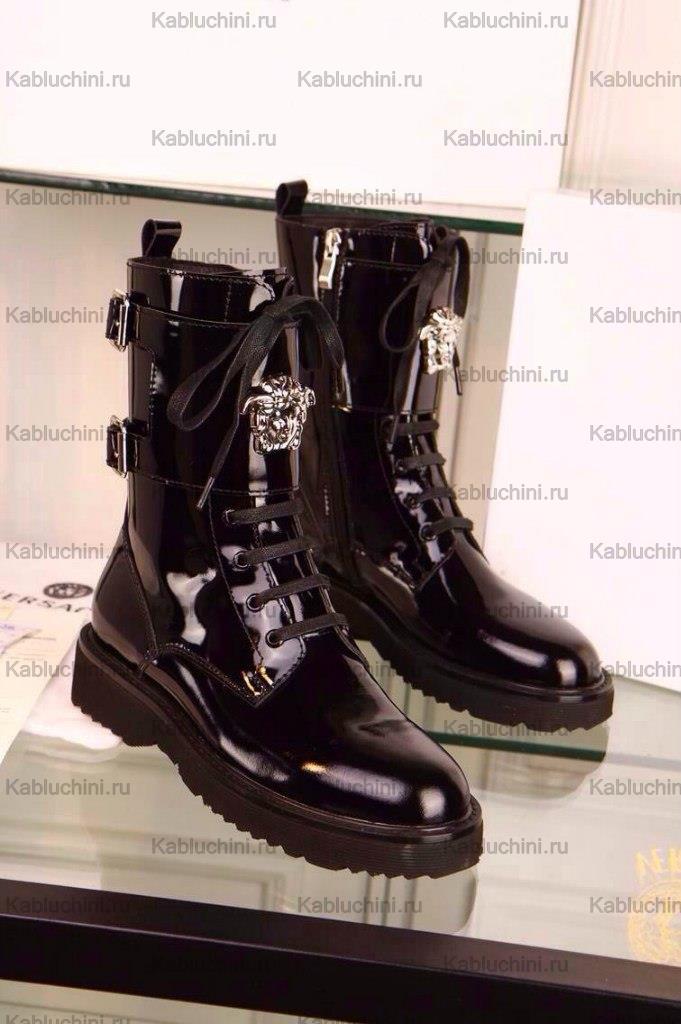 de5085c43b54 Купить ботинки Versace AL0105 по лучшей цене!