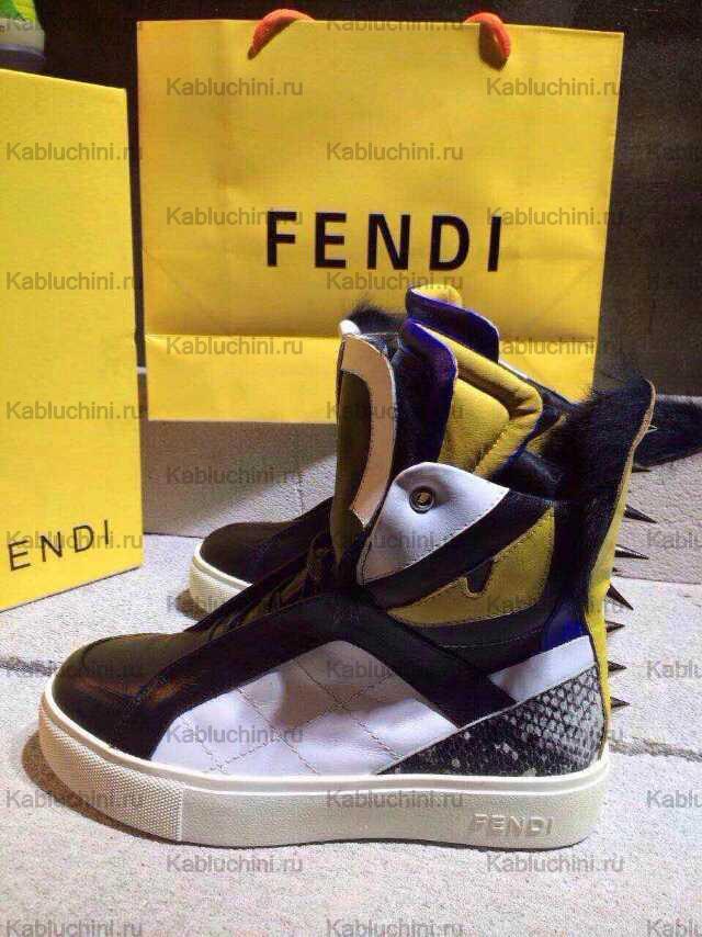 5320e0d74015 Купить кроссовки FENDI AR-0039 по лучшей цене!